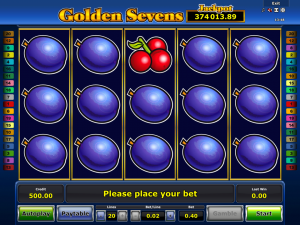 Goldens Seven Slot Review
