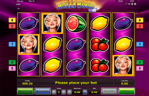 Hollywood Star Slot Review