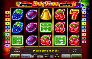 Jolly Fruits Slot Review