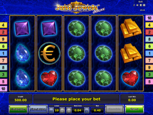 Just Jewels Deluxe  Slot Review
