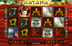 Katana Slot Review