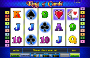 King of Cards Slot Review
