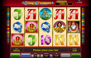 Kings Treasure Slot Review