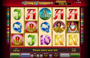 Kings Treasure Slot Review