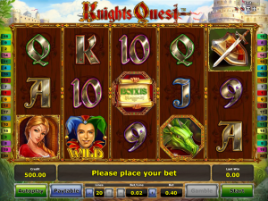 Knights Quest Slot Review