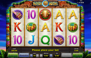 Mayan Moons Slot Review