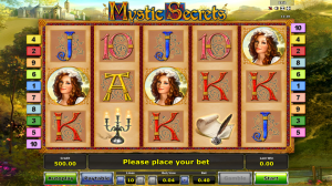 Mystic Secrets Slot Review