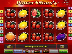 Power Stars Slot Review