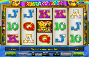 Rainbow King Slot Review