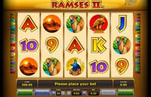 Ramses II Slot Review
