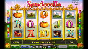 Spinderella Slot Review