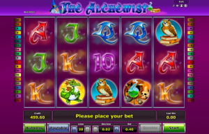 The Alchemist Slot Review