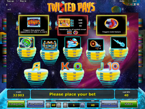 Twisted Pays Slot Review