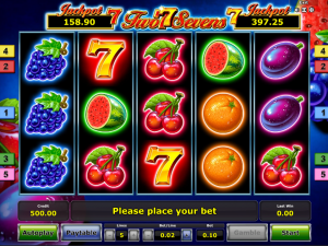 Two Sevens Slot Review