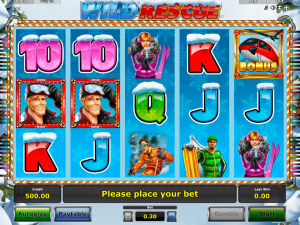 Wild Rescue Slot Review