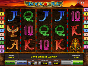 Book of Ra Deluxe opinie Slot Review
