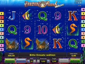 Dolphin's Pearl Deluxe Slot Review