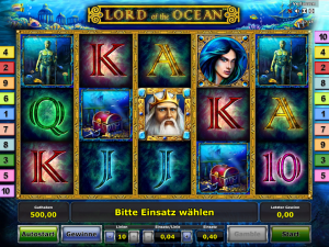 Lord of the Ocean Slot Review