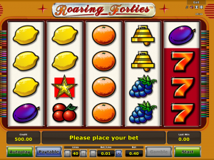 Roaring Forties Slot Review