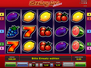 Sizzling Hot Deluxe Slot Review