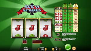 Ace Of Spades Slot Review