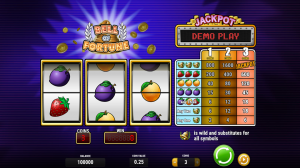 Bell Of Fortune Slot Review