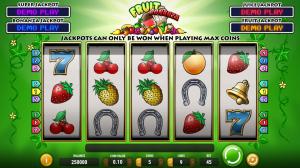 Fruit Bonanza Slot Review