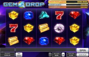 Gem Drop Slot Review