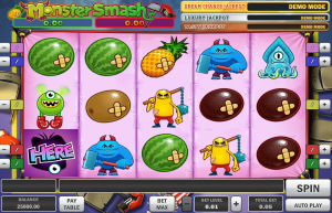 Monster Smash Slot Review