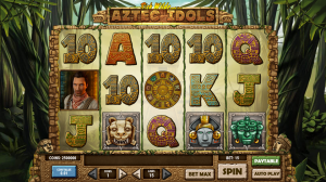 Rich Wilde & the Aztec Idols Slot Review