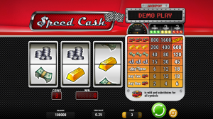 Speed Cash Slot Review