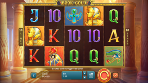 Book of Gold: Double Chance Slot Review