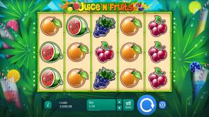 Juice'n'Fruits Slot Review