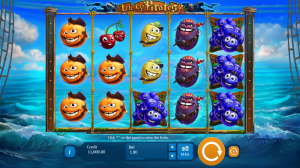 Lucky Pirates Slot Review