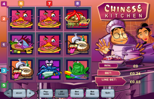 Chinese Kitchen Slot Slot Review