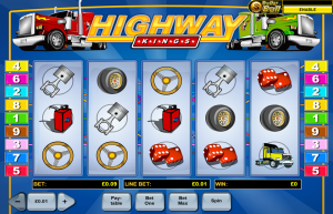 Highway Kings Slot Slot Review