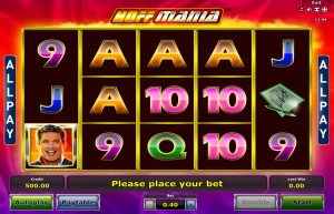 Hoffmania Slot Review