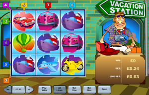 Vacation Station Slot Review