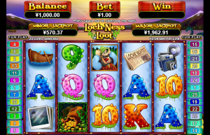 Loch Ness Loot mobil Slot Review