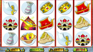 Aladdin's Wishes mobil Slot Review