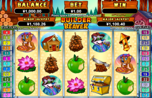 Builder Beaver Slot Review