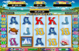 Crystal Waters Slot Review