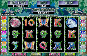 Enchanted Garden Slot Review