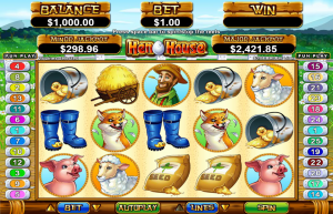 Hen House Slot Review