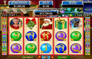 Naughty or Nice Slot Review