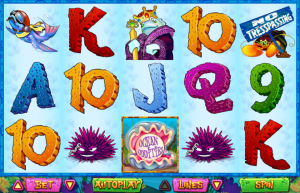 Ocean Oddities Slot Review