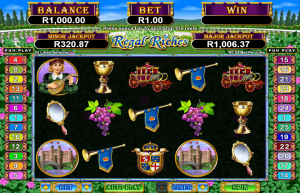 Regal Riches Slot Review
