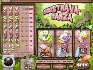 Eggstravaganza Slot Review