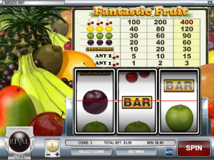 Fantastic Fruit mobil Slot Review