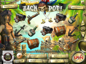 Jolly Roger's Jackpot Slot Review